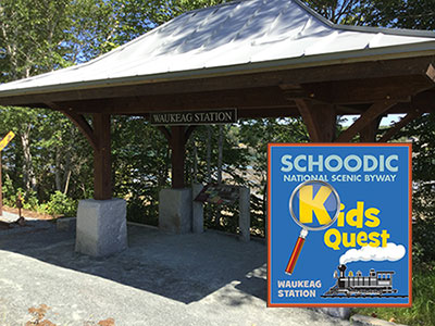 Kid's Quest: Waukeag Station