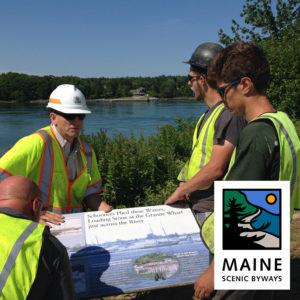 Creating the Schoodic Byway